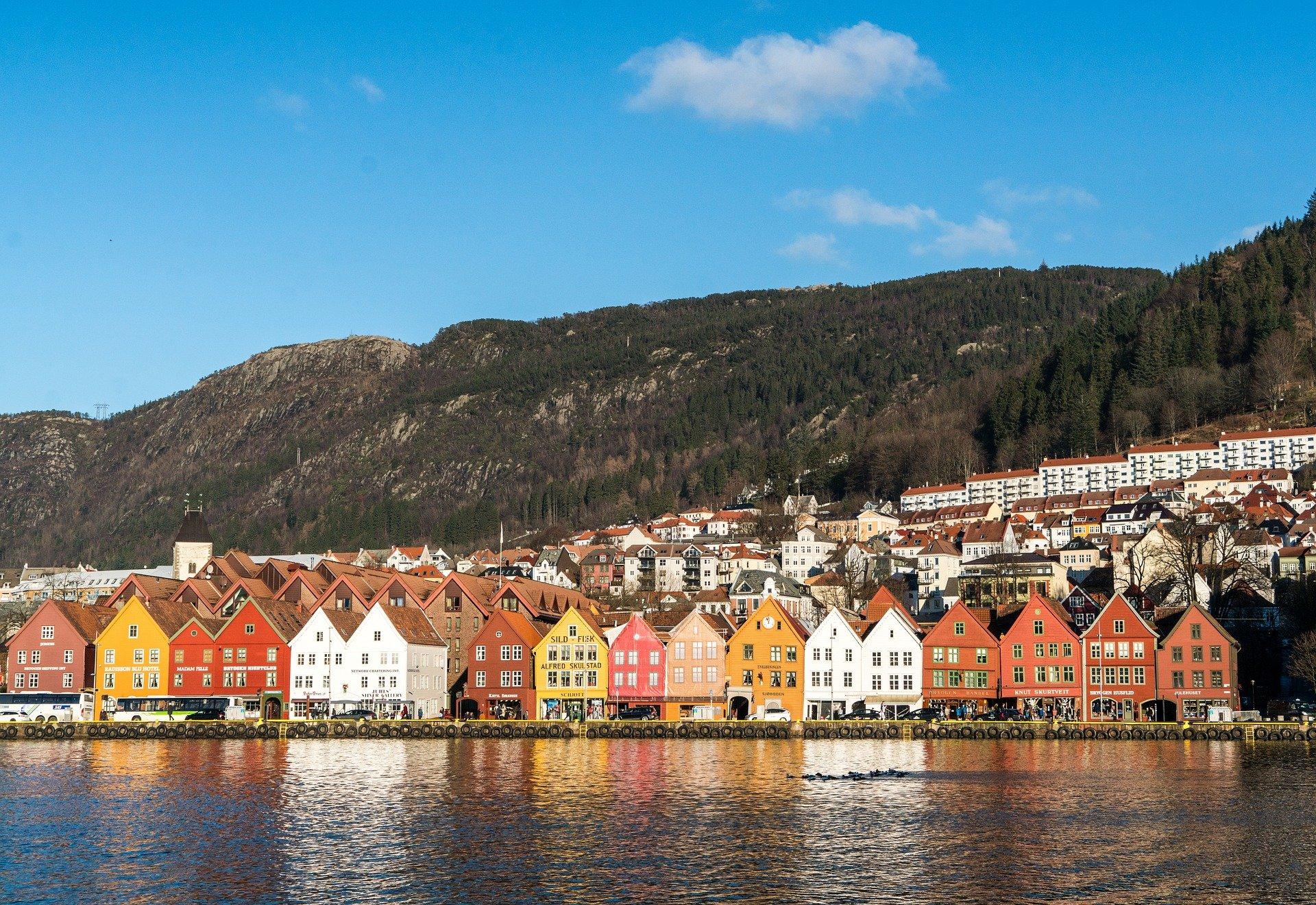 Konfutse Bergen